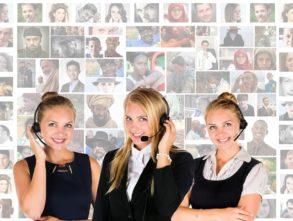 Servizio telefonico multilingua
